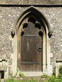 beautiful gothic door love this & Church door gothic 1800s | Architecture - Gothic And French ... Pezcame.Com