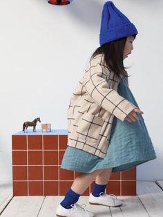 L'hiver excentrique de Milk & Biscuits | MilK - Le magazine de mode enfant