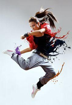 Paint dancer