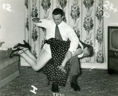 1950's Spanking