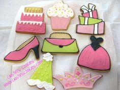 Cristin's Cookies: Birthday Cookies