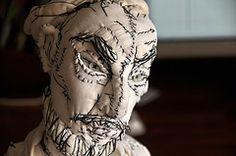Anne Valerie Dupont - Sculptures textiles