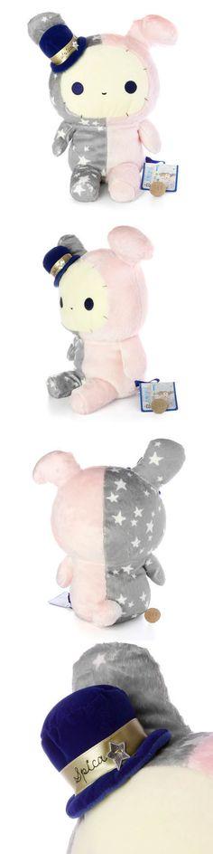 San-X Sentimental Circus shappo Starlight Classic Bunny plush doll 32 cm height gray