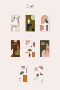 Modern Scene Creator + Add-ons by GraphicSupplyCo. Scene Creator, The Creator, Abstract Shapes, Plant Hanger, Bobs, Color Change, Packaging Design, Dreaming Of You, Logo Design