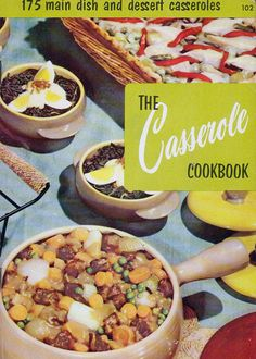 The Casserole Cookbook!
