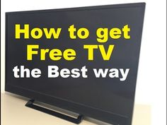 "Do have you have a smartphone or pc.Then Today you will know How to watch tv online for free.What you need is just need is to .""CLICK HERE"" to download IPTV app.and follow these simple steps and you will be able to watch tv online for free using your Phone."