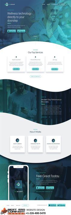 Affordable Website Design, SEO - Ecommerce Web Development. Markham / York  Web Design starts Just $150. Call us at 1-226-400-5470 or visit www.BestSEOCompanyCanada.com Web And App Design, Web Design Trends, Design Sites, Web Design Quotes, Minimal Web Design, Design Blog, Website Design Inspiration, Ux Design, Branding Design