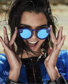 Kendall Jenner || Elle Magazine