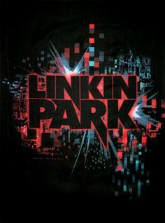 Linkin Park - Splatter Fabric Poster