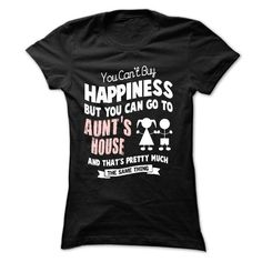 Go to Aunts House T Shirts, Hoodies. Check price ==► https://www.sunfrog.com/Funny/Go-to-Aunts-House-Ladies.html?41382 $21.5