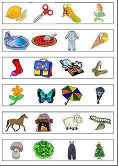 Find the intruder: the one whose attack syllable is different from the others From pho Speech Therapy Activities, Preschool Activities, Elementary Teacher, Elementary Schools, Teaching Kids, Kids Learning, French Language Lessons, Kids Math Worksheets, Phonological Awareness