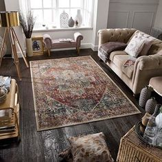 Opal 8022 X Multi Rug by Oriental Weavers 1 Vintage Medallion, Room Inspiration, Geometric Area Rug, Oriental Weavers, Rugs, Living Room Inspiration, Abstract Rug, Geometric Rug, Living Room Designs