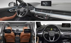 2017 Audi Q7 e-tron: Green Cred for a Diesel? - http://carparse.co.uk/2016/07/28/2017-audi-q7-e-tron-green-cred-for-a-diesel/