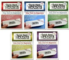 Quick Start Peyote Cards