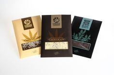 Chocolate Collection on Behance