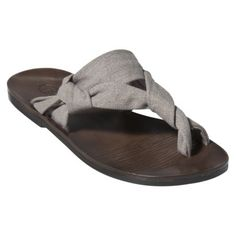 Womens Mossimo Supply Co. Lexie Canvas Flip Flops