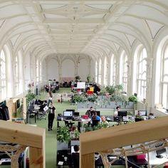 Prezi office Budapest