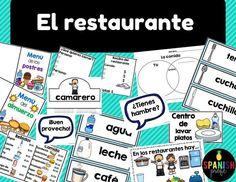 Spanish restaurant a