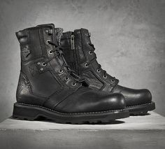 Jay Performance Boots | Performance | Official Harley-Davidson Online Store