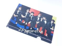 2PM KPOP Korean Kpop Star Clear File Folder