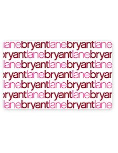 Lane Bryant gift certificate to get some new clothes!!! THIS IS MY FAVORITE FASHION STORE!!!