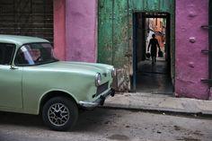 La Havane Cuba Steve Mc Curry