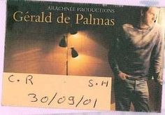 Gerald De Palmas Pass all access