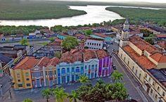 Centro Histórico de João Pessoa. A terceira capital mais antiga do país tem construções preservadas do séc. 16