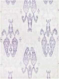 Couristan Sagano Zodiac Ivory/Lilac Area Rug