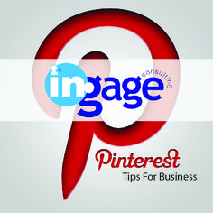 Pinterest's tips for businesses.     -Consistently post pins daily. 5 times a day is what is said to grow your business on Pinterest.    -Link your pins to your blog or website. This will grow traffic to your website where you can create new leads.    -Design your own images.  Brand your images to your business. Include your logo.    -Write keywords in your descriptions and boards.     #ingageurbiz #pinterest #marketing #tips #traffic #mindblownmondays