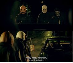 halloween 3 reference in livide