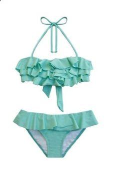 Bathing suit- gorgeous color!!!
