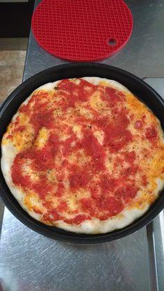 Pre Pizza casera