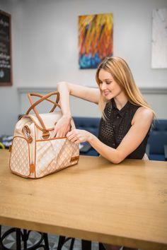 Style Bag #taupe #MyBagMyStyle #Fashionmum #smart #DailyBag #Babymoov