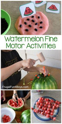 Watermelon Fine Motor Activities For Kids Nutrition Education, Sport Nutrition, Nutrition Activities, Nutrition Guide, Healthy Nutrition, Potato Nutrition, Nutrition Poster, Macro Nutrition, School