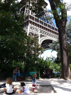A Blissful Life: Paris with a Toddler
