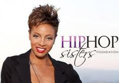 MC Lyte Schools the Next Generation | Foundation HipHopSisters.org