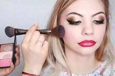 #blonde #makeup