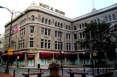 | Watt And Shand Department Store Photograph