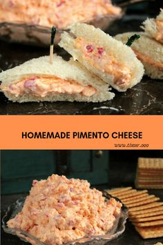 HOMEMADE PIMENTO CHEESE Homemade Pimento Cheese, Pimento Cheese Recipes, Cheesy Recipes, Low Carb Recipes, Cooking Recipes, Healthy Recipes, Best Appetizers, Appetizer Recipes, Salty Snacks