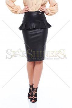 PrettyGirl Young Spirit Black Skirt