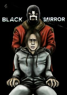 black mirror white bear