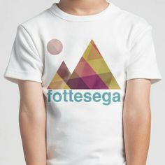 Fottesega tshirt for kid .. top