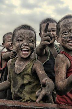 Pequenos sorrisos