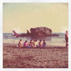 """El Tunco"" beach"