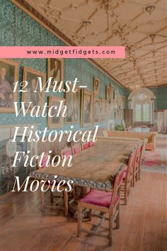 Top 12 Must-Watch Historical Fiction Movies - Midget Fidgets Historical Fiction Movies, England, Romance, Victorian, Entertainment, How To Get, Japanese, Watch, Blog