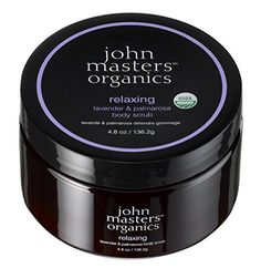 John Masters Organics Relaxing Body Scrub LavenderPalmarosa 48 Ounce *** Click image to review more details.