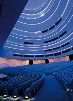 Palace Of International Forums Uzbekistan Ippolito Fleitz Group Architecture Auditorium DesignInterior