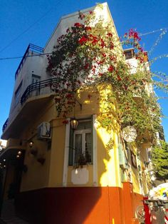 Athens. Pangrati   Photo by Giannis Protopsaltis