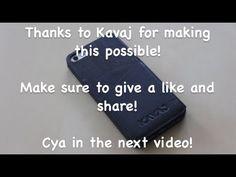 ▶ Kavaj Dallas iPhone 5 Case Review - YouTube